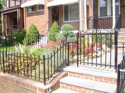 Fence & walkway gate