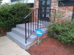 Railings - Basic 3 steps