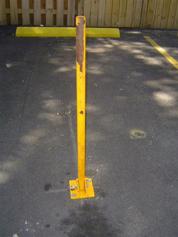 Car Stop – individual parking space