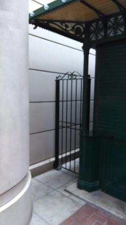 Utility Gate