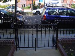 Walkway gates w/ O rings