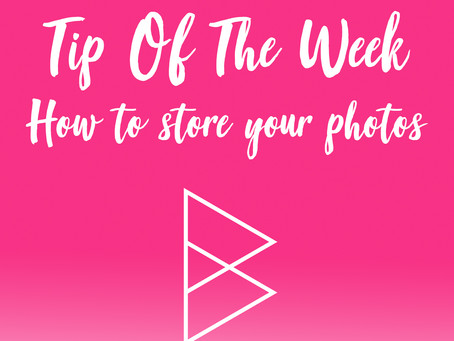 Tip Of The Week: How To Organize Your Files