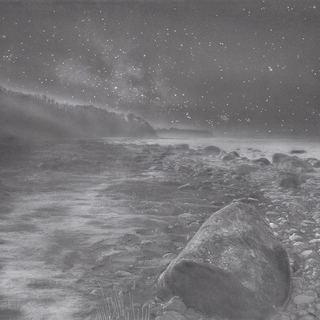 Nachts am Nordstrand