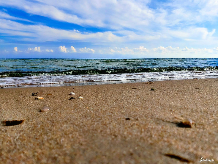 Nr.121 am Strand von Prora