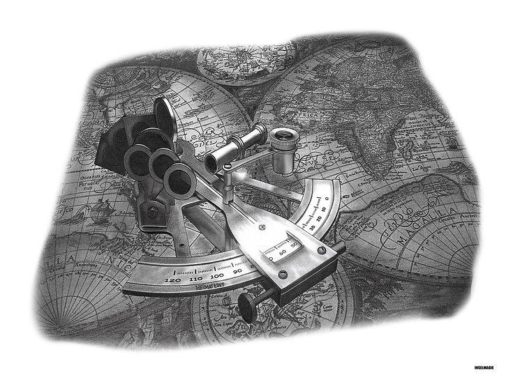 Nr.3 -  alte Seekarte