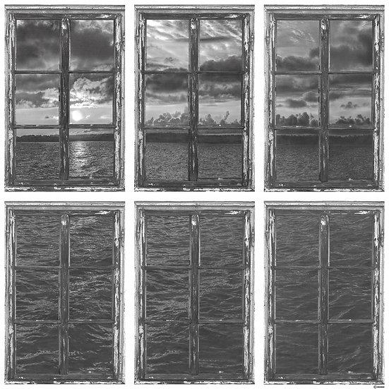 Fenster zur See/ 6tlg.