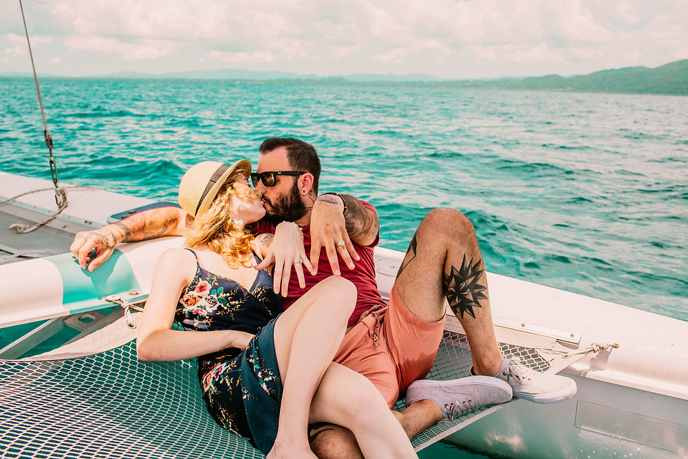 Jamaica Destination Honeymoon Session with Bergette Photography