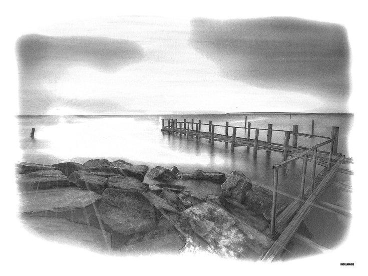 Nr.26  -Hafen Vitt im Sonnenaufgang