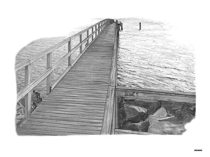 Nr.52  - Sassnitzer Seebrücke