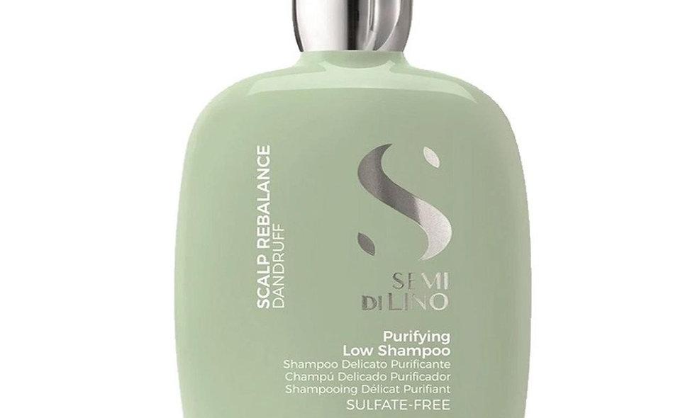 Alfaparf Semi Di Lino Scalp REBALANCE Purify Shampoo 250ml
