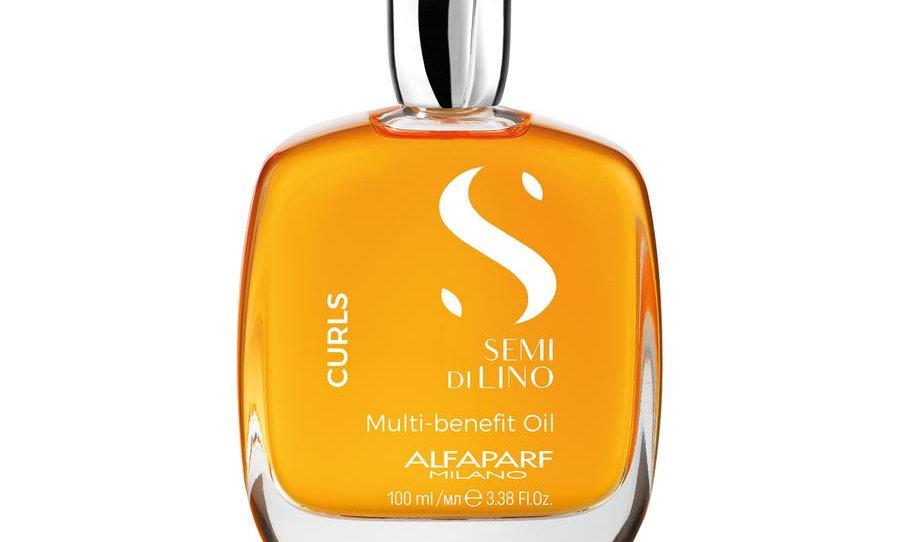ALFAPARF Milano Semi Di Lino Curls Multi-Benefit Oil 100ml