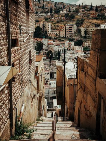 Stairway to Amman