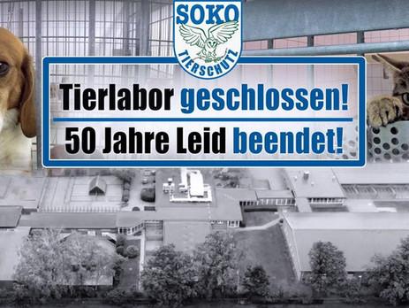 LPT Mienenbüttel ist Geschichte - 50 Jahre Tierleid sind dort beendet!
