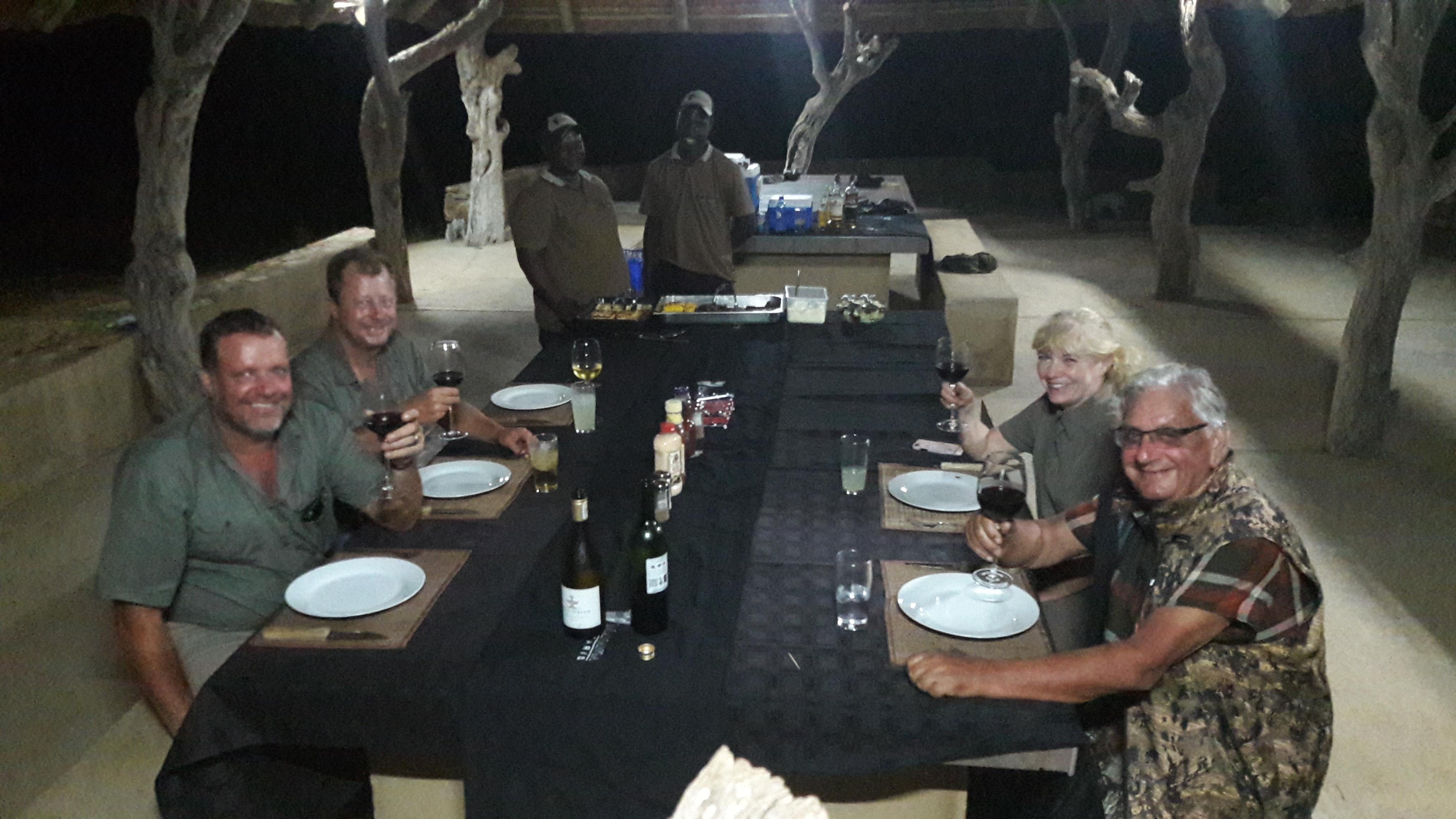 Sydafrika - Mananga Safaris