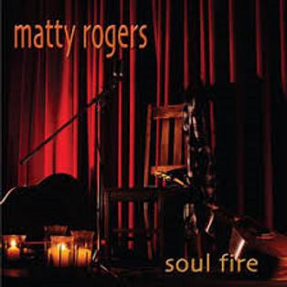 Album - Soul Fire (CD)