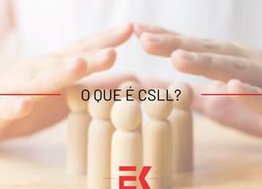 O que é CSLL?