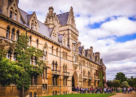 Photo of Campus building