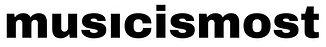 musicismost logo