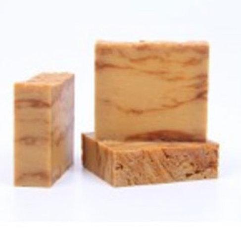Pumpkin Crunch Cake Soap Bar