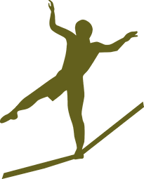 slackline-silhouette-vector-sports-icon-