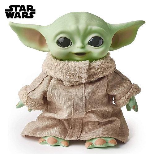 Figura de acción starwars baby yoda