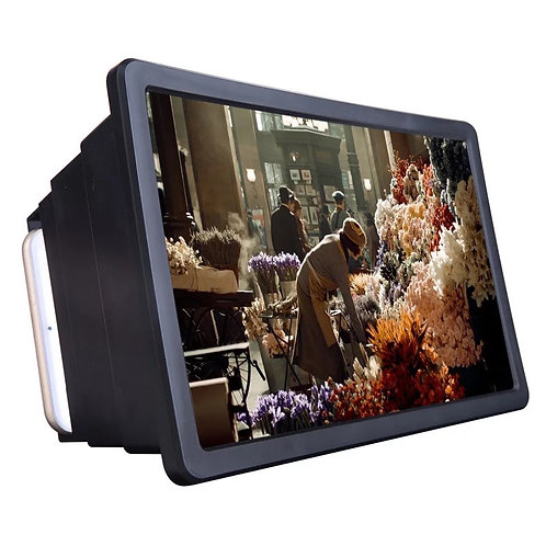 Amplificador de pantalla 3D