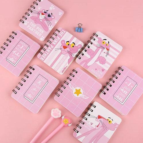 Libreta Pink panter