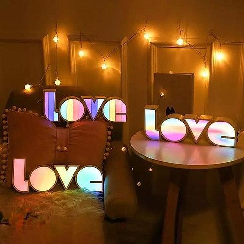 Lampara love