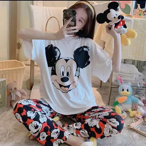 Pijama Mickey Mouse 3