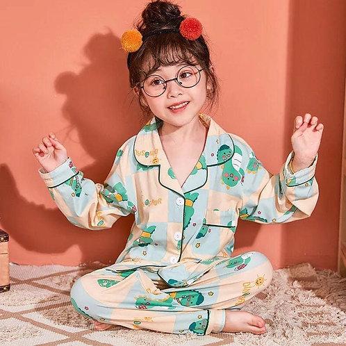Pijama Satin para niños