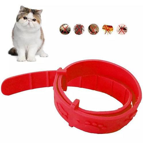 Collar anti pulgas para Gato