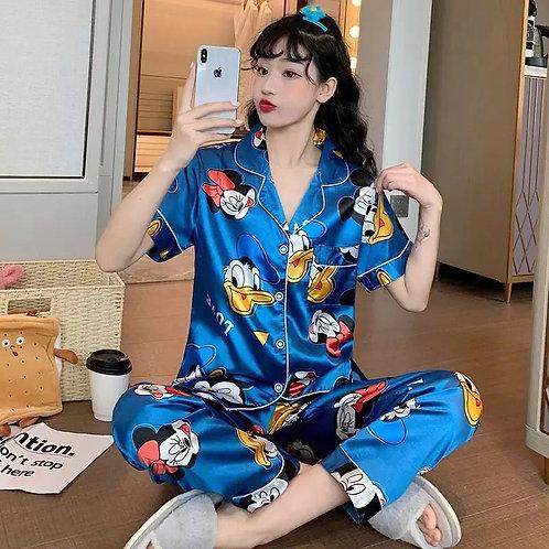 Pijama mickey pantalon