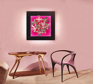Blossom - Black Frame Interior Design.jp