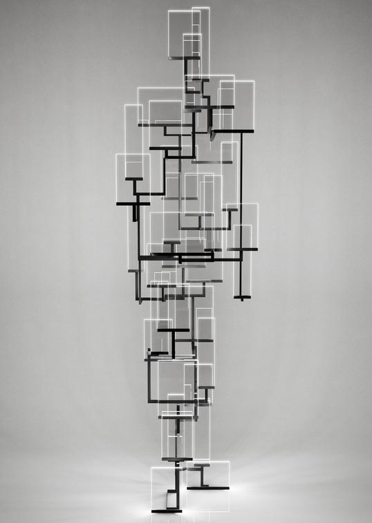 Perspex Man | Studio Alisa Sheinson
