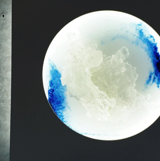 Blue Snow | Studio Alisa Sheinson