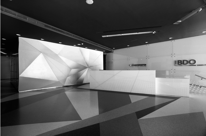 Amot Bituach | Studio Alisa Sheinson