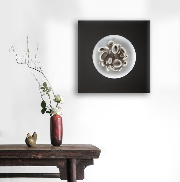 Rocks in the Snow | Studio Alisa Sheinson