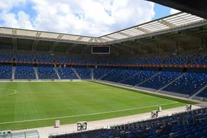 Sammy Ofer Stadium | Studio Alisa Sheinson