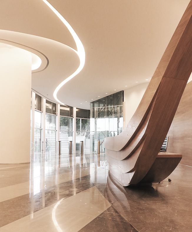 Adgar Tower | Studio Alisa Sheinson