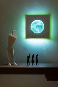 The Moon Project | Studio Alisa Sheinson