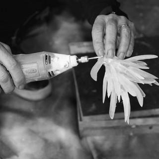 Work In The Studio | Studio Alisa Sheinson