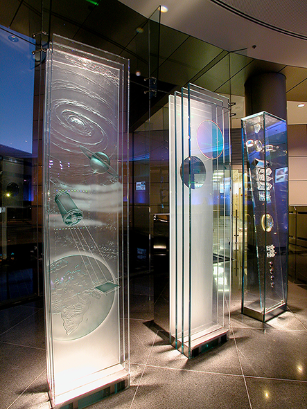 Elop Electro Optics | Studio Alisa Sheinson