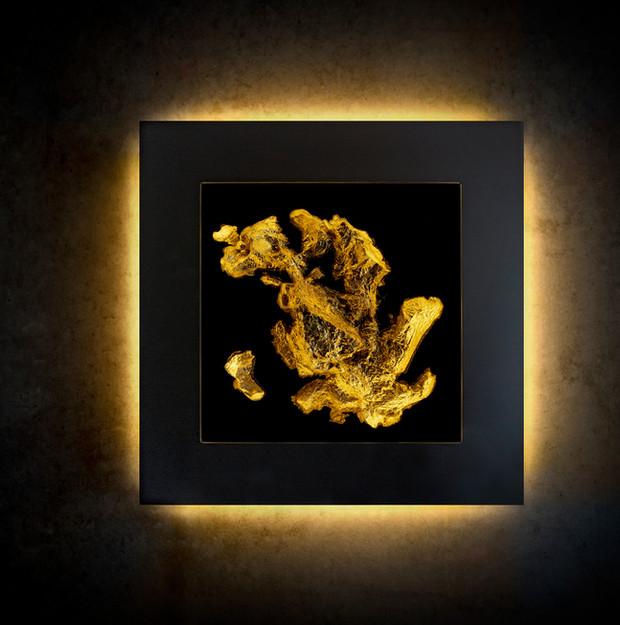 Black Gold   Studio Alisa Sheinson