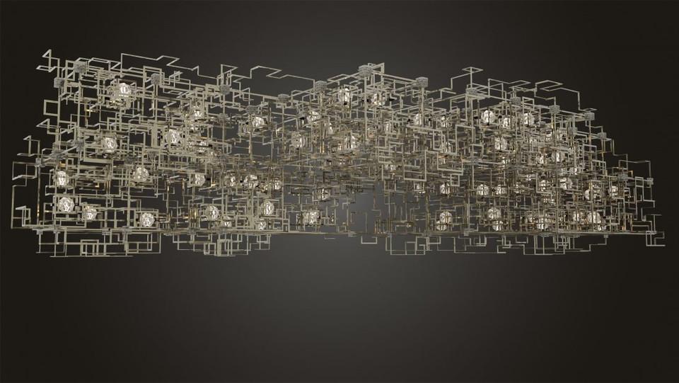 Esher Sculpture   Studio Alisa Sheinson
