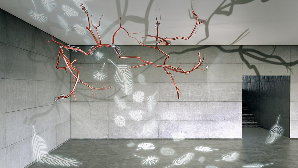 Tree Light | Studio Alisa Sheinson