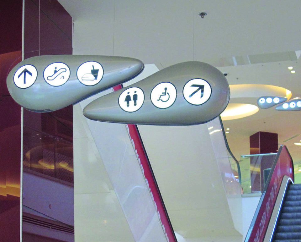 Be'er Sheva Mall | Studio Alisa Sheinson