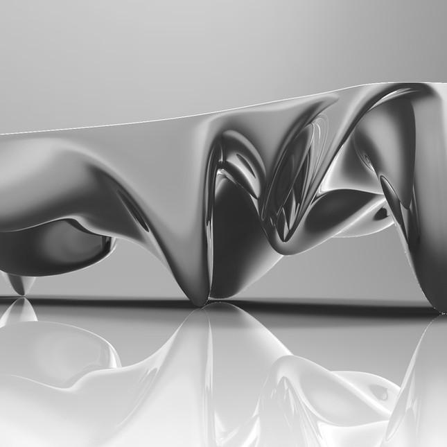 Futuristic Coffee Table