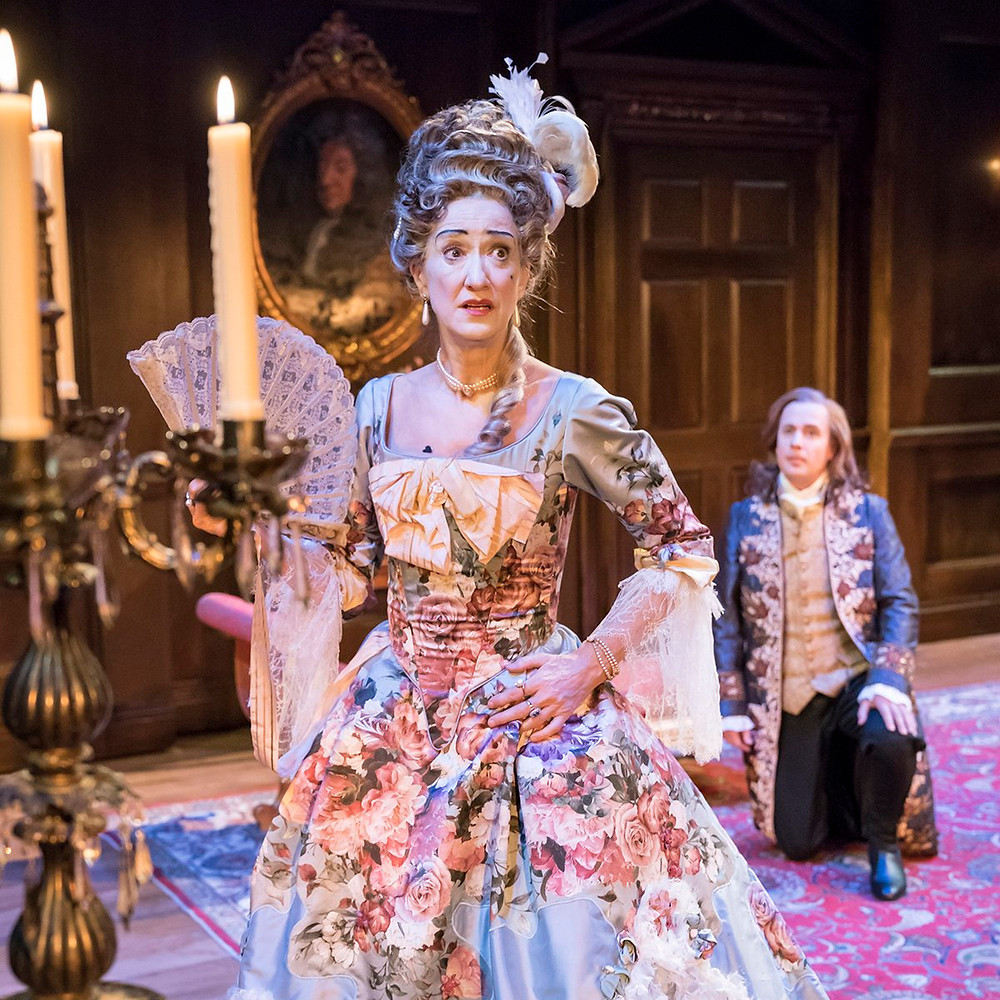 the way of the world at the donmar warehouse