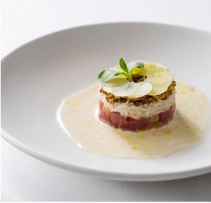Trinity restaurant London exquisite tasting menu