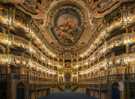Opera Houses of the World